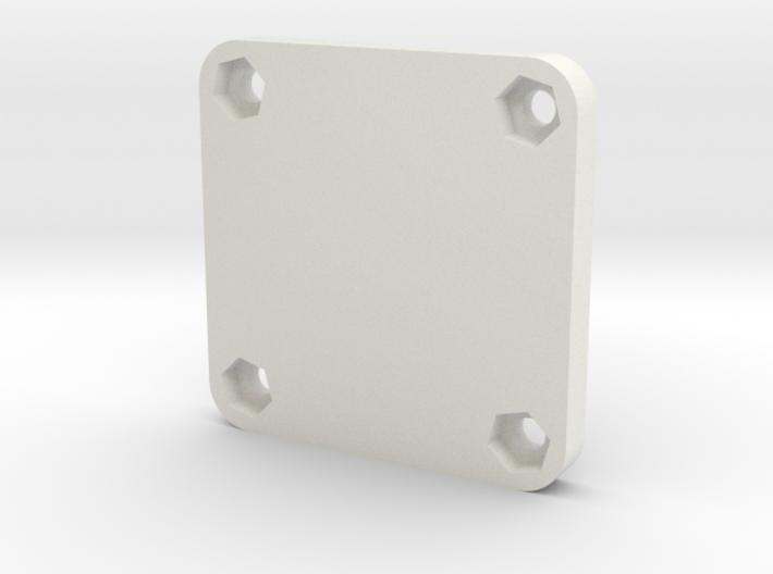 Naze32Rev5 Lower -Beta 3d printed