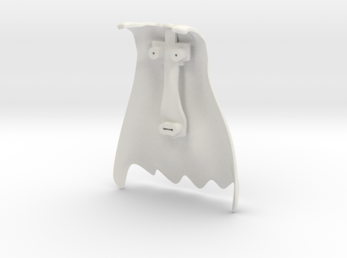 Knight Cape 3d printed