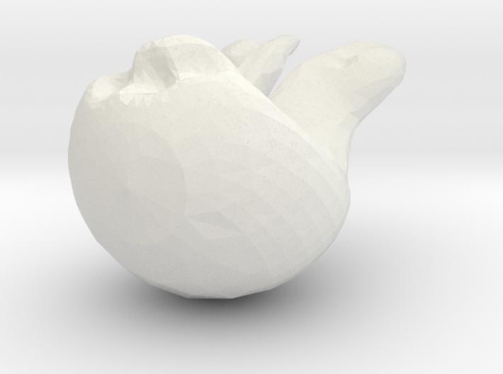 Nyusz-musz 3d printed