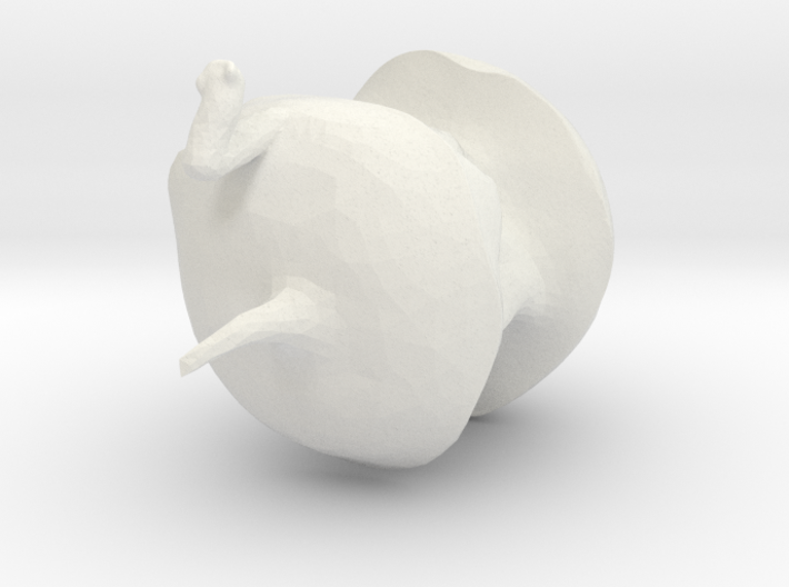 ApplWorm 3d printed