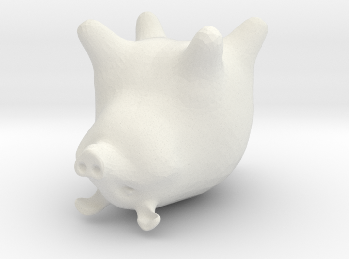 piggy 3d printed