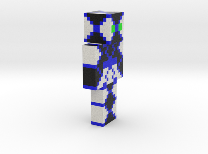 6cm | Sapphire_Craft 3d printed