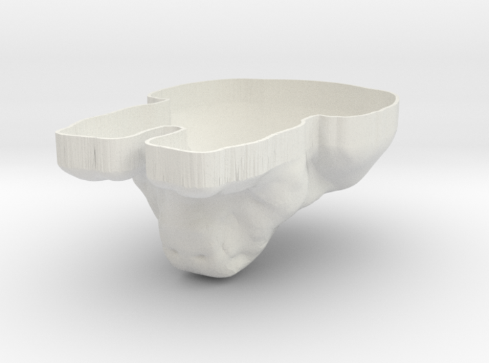 Customizable Sphynx Mold 3d printed