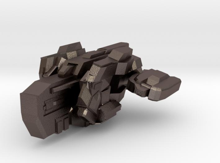 Gyronicide Civillian Transport CT-FTL19 3d printed