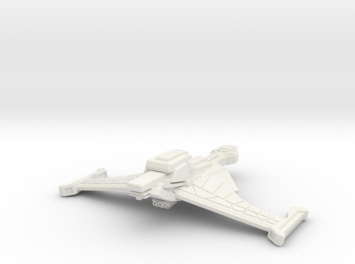 Klingon Battle Bird 3d printed