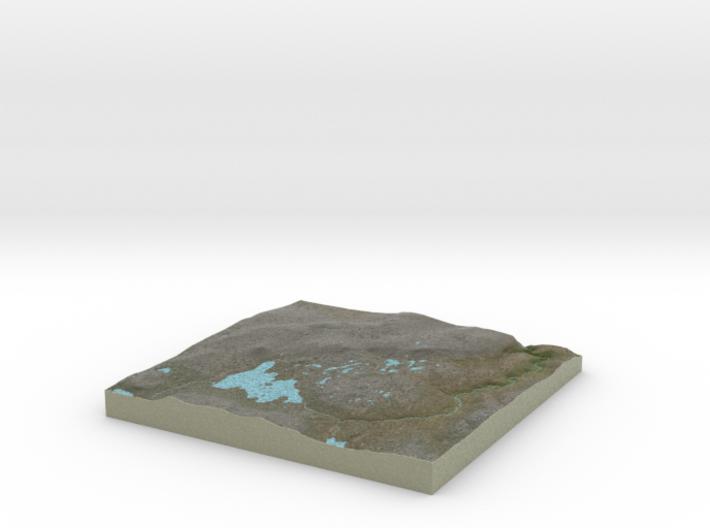 Terrafab generated model Tue Oct 08 2013 19:31:08 3d printed