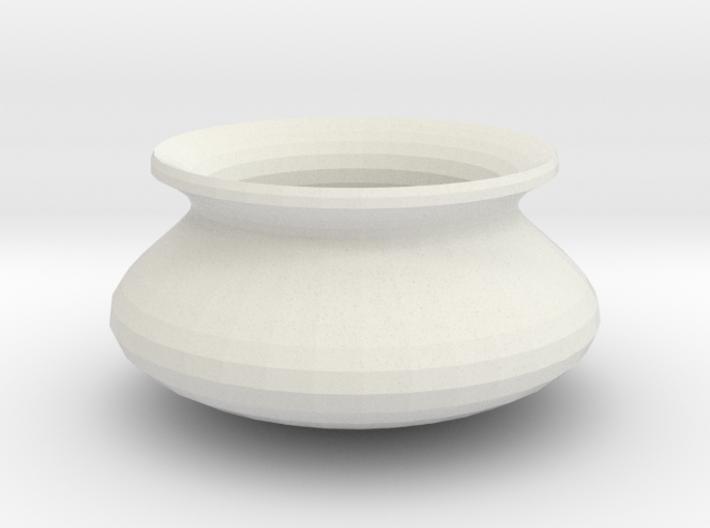 pot 1 3d printed