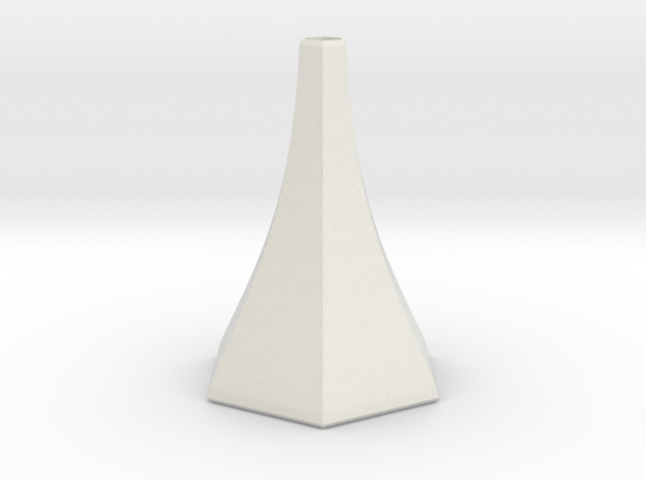 galifrey vase 3d printed
