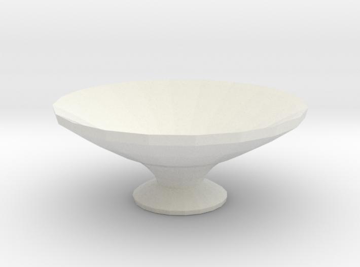 water orniment/ bird bath 3d printed
