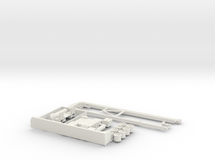 TC2800 Anbauteile 1 3d printed