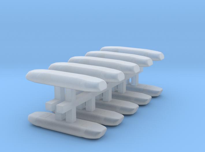 DBS 4000 10x12mm - Ecke und Balken aus einem Stück 3d printed