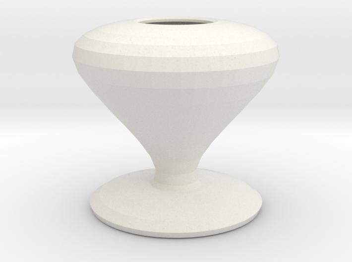 smurfette vase 3d printed