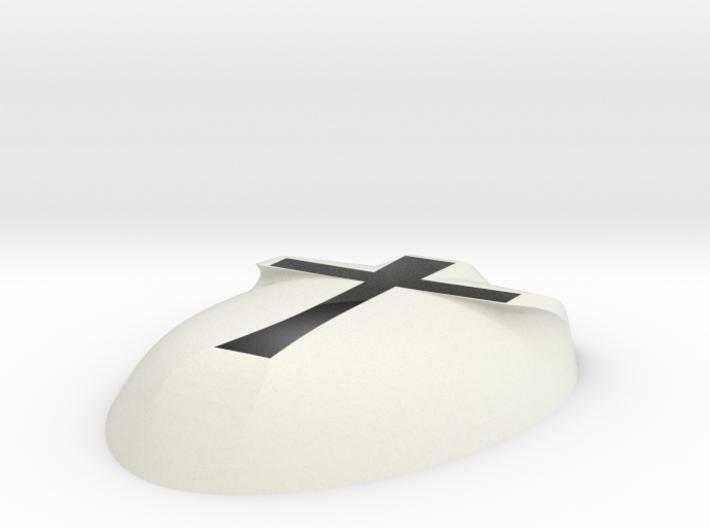 Cross Mask 3d printed