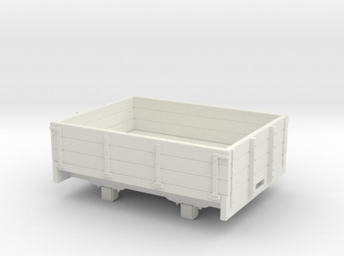 1:32/1:35 3 plank dropside wagon 3d printed