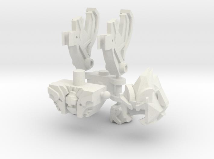Steely Bot Upgrade Set 3d printed