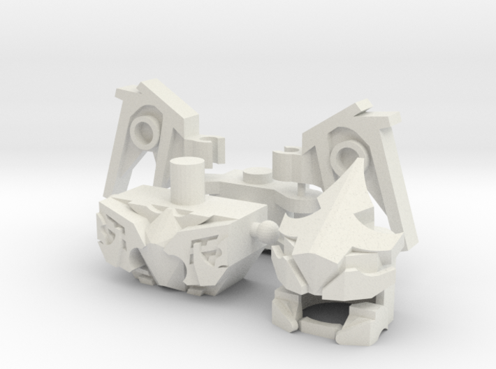 Linky Bot Upgrade Set 3d printed
