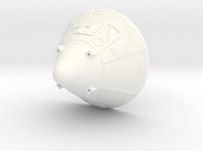 Apollo BPC- 1:38.5 3d printed