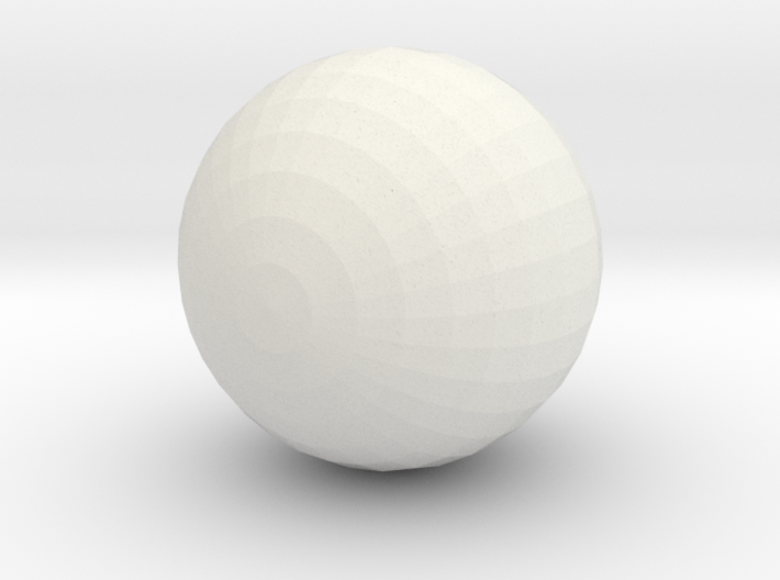Ladyball 3d printed