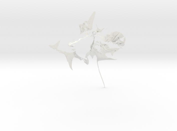Dodo's planet 3d printed