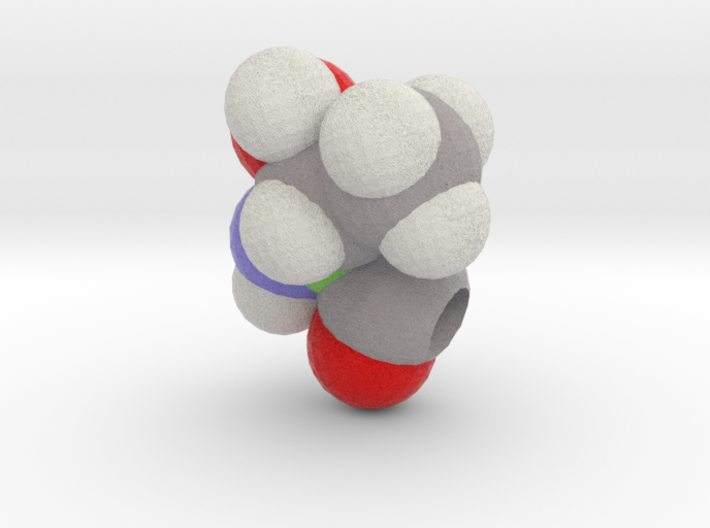 T is Threonine 3d printed