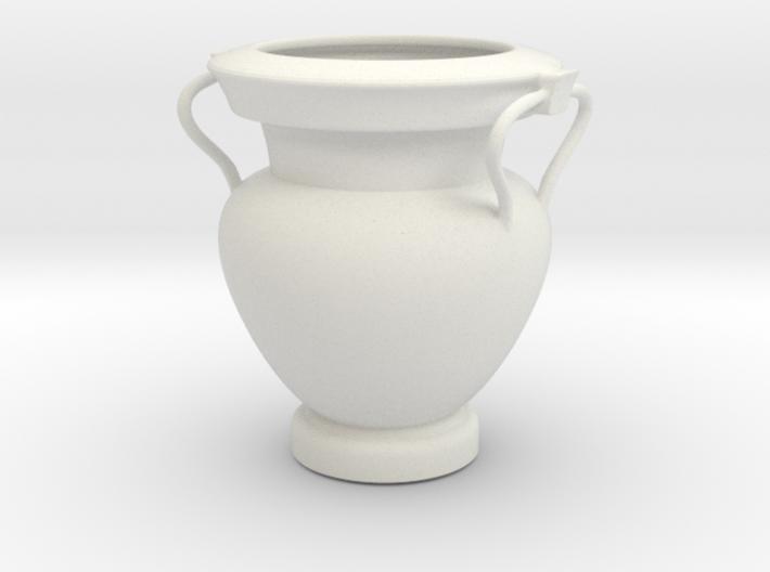 Greek Vase - Krater - Column 3d printed