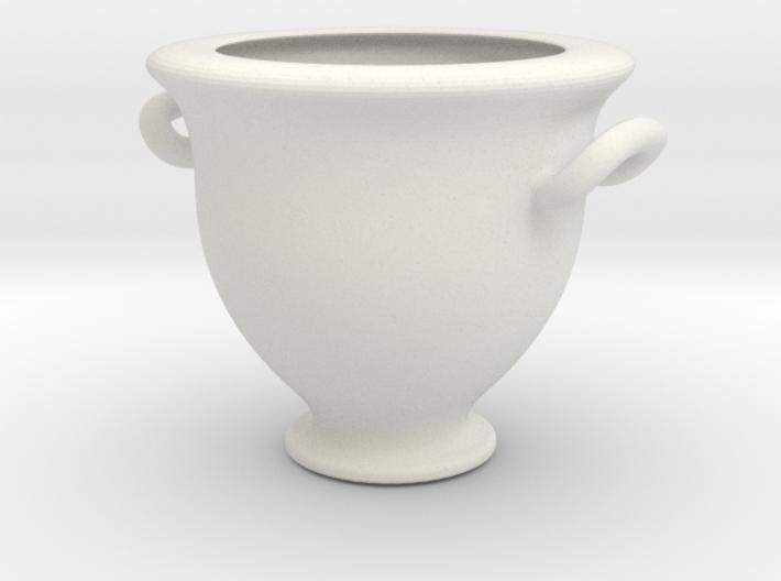 Greek Vase - Krater - Bell 3d printed