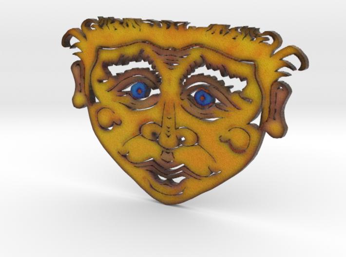 Facecut34 3d printed