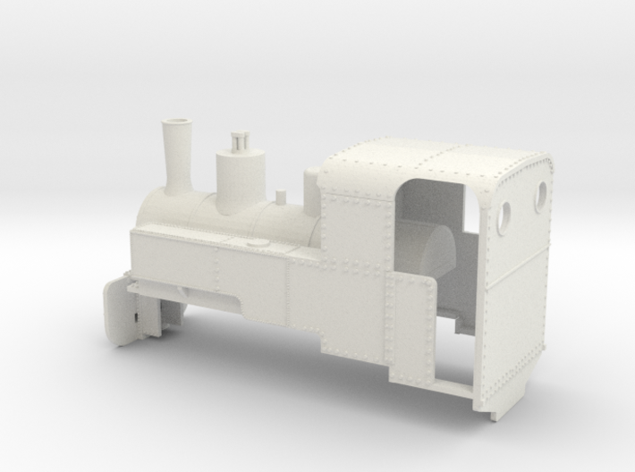 B-1-55-decauville-8ton-060-closed-roco-1a 3d printed