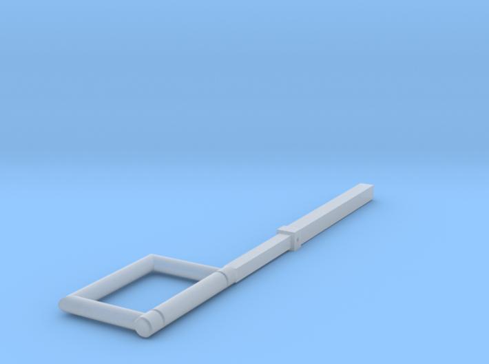 Schlauchführung für das HFS-System 3d printed