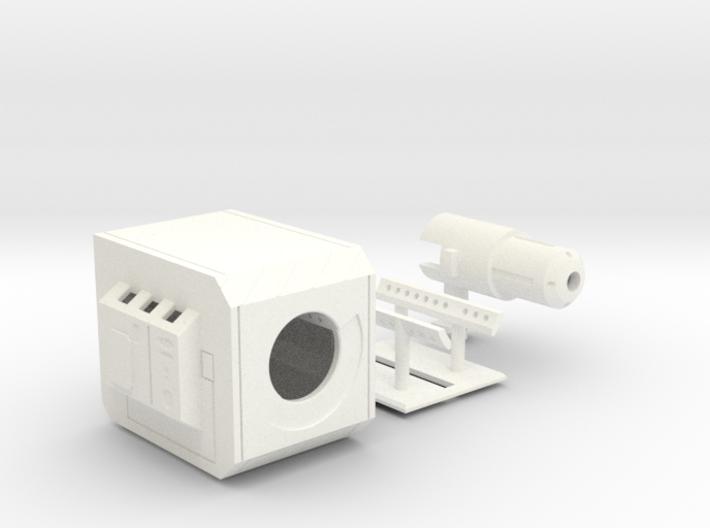 Immobilizer Machine 3d printed