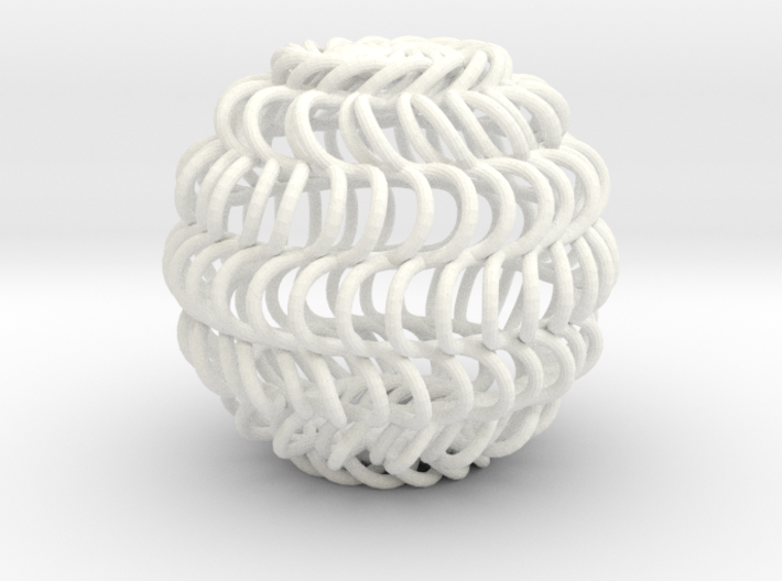 Spiral Cage 3d printed