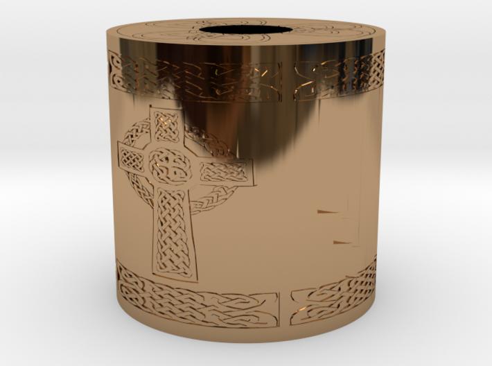 Celtic X 3d printed