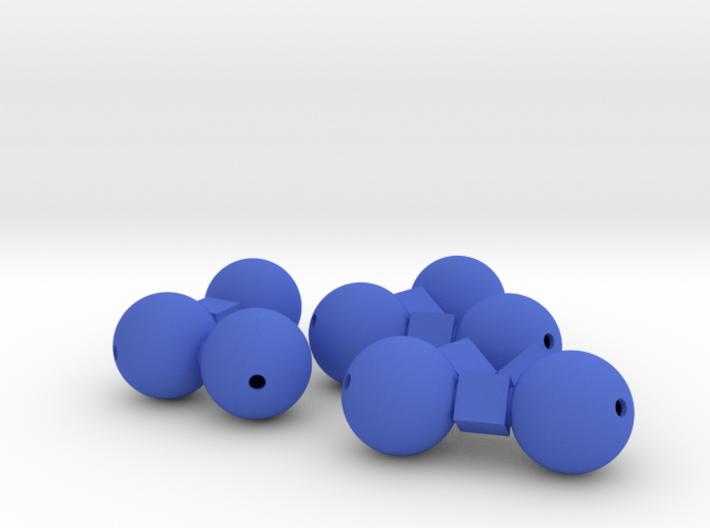 Kuball Puzzle 3d printed