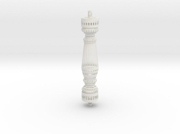Baluster Wire Round 3d printed