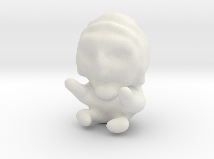 John For Want Of A Better Name 3d printed