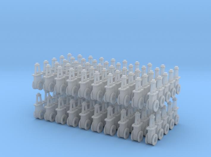 No-4-mm-100ea 3d printed