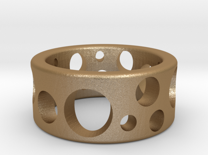 Hole Ring 3d printed