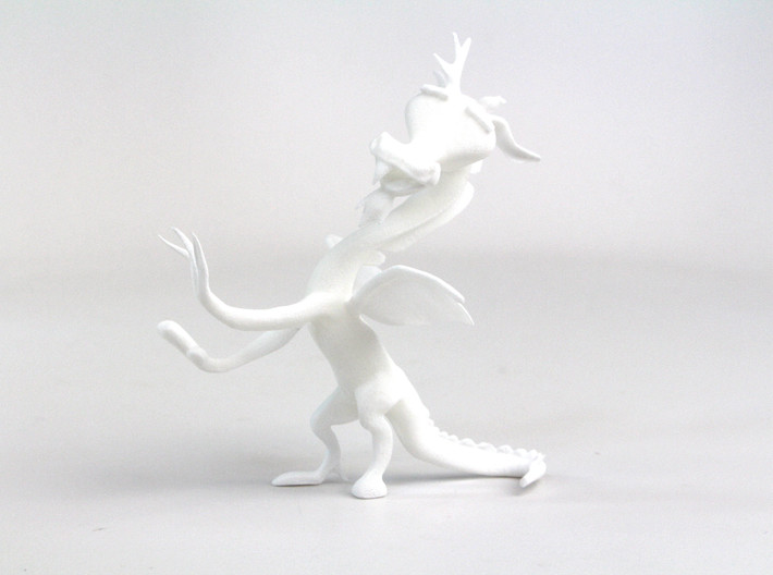 My Little Pony - Discord (≈100mm tall) 3d printed