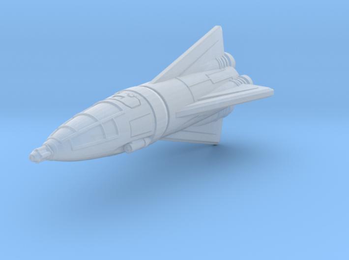 IPF Peregrine Fighter Rocket 3d printed