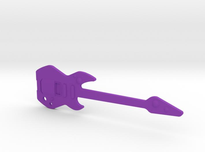 1/12 Toy Guitar 3d printed