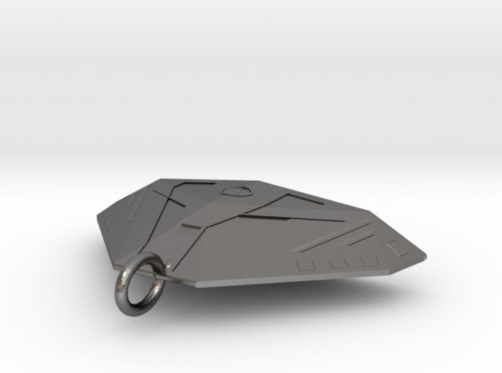 Cobra Keyring 3d printed