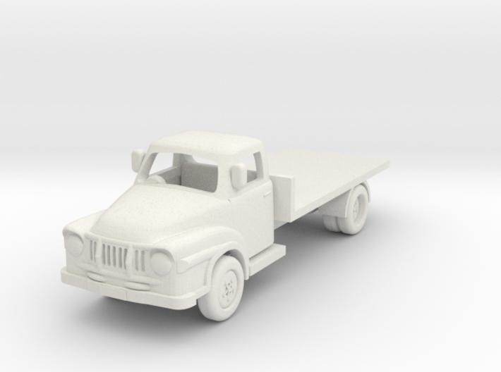 1:64 J2 Bedford 3d printed