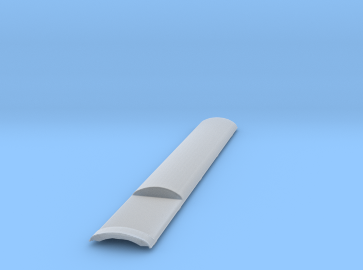 Replacement Bachmann Mk1 Roof Full Panto 3d printed