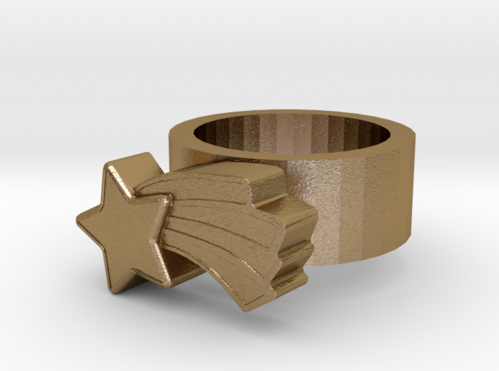 123d Design Ring 3d printed