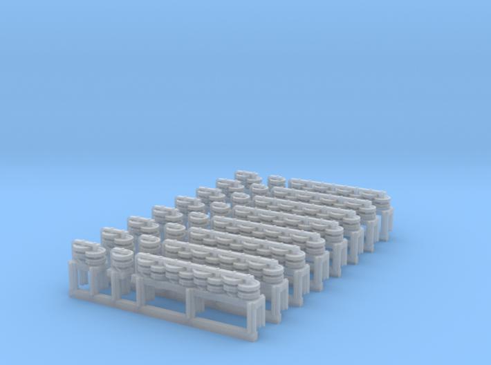 Poulies de renvoi SNCB / NMBS 3d printed