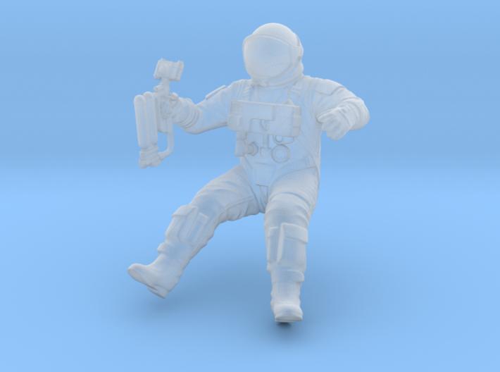 Gemini EVA Astronaut / 1:72 3d printed