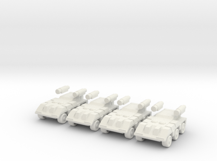 Recon [4 Pack] 3d printed