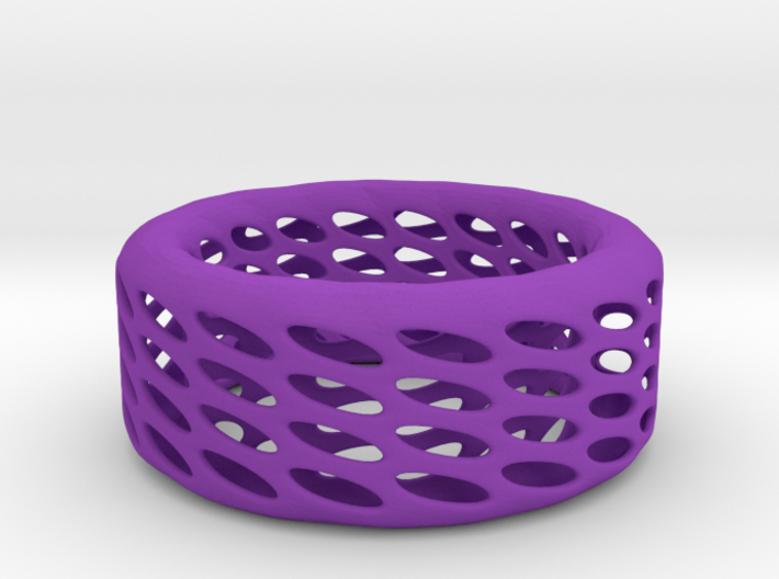 Eggcup Ring 3d printed