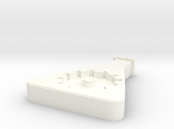 Collegium Pin 3d printed