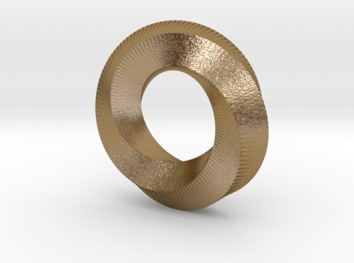 Mini (5,3) Mobius Loop 3d printed